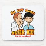 ENT Doctors Mouse Pad