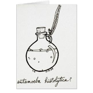 Entamoeba Histolytica card