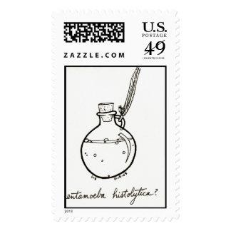 Entamoeba Histolytica stamp