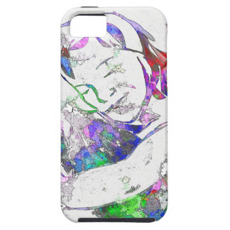 entangle in its magical spell iPhone SE/5/5s case