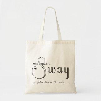 Entangle & Sway Logo Tote Bag