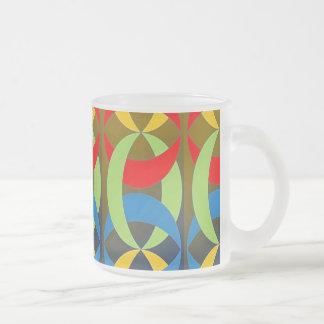 Entangled Frosted Mug