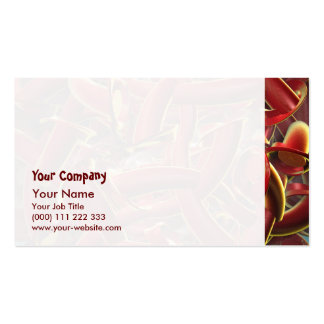 Entanglement Double-Sided Standard Business Cards (Pack Of 100)