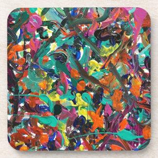 Entanglement Coasters