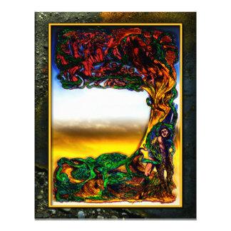 Entanglements Heaven & Earth Letterhead
