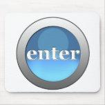 enter button mouse pad