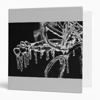 enter icy winter binder