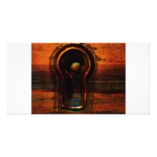 Enter Into Your Closet Photo Card Template