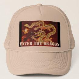 Enter the Dragon Chinese Dragon Hat Custom