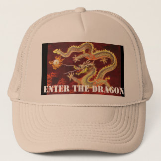Enter the Dragon Chinese Dragon Hat Custom