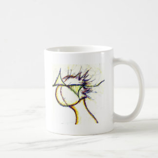 Enter the Fire Mind by: Luminosity Coffee Mug