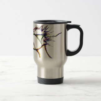 Enter the Fire Mind by: Luminosity Travel Mug