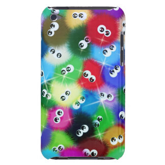 Enter the fluff zone iPod touch case