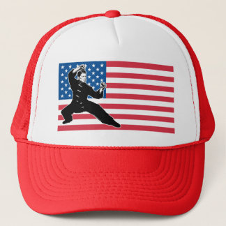Enter the Gipper Hat