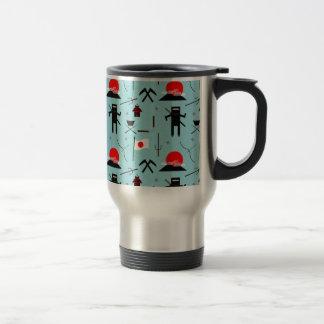 Enter the Ninja Travel Mug