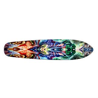 Enter the Zen Skateboard Deck