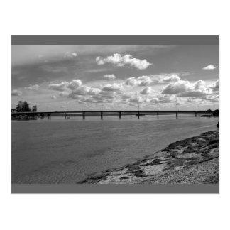enterance bridge postcard