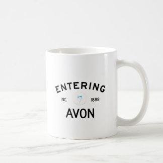 Entering Avon Coffee Mug