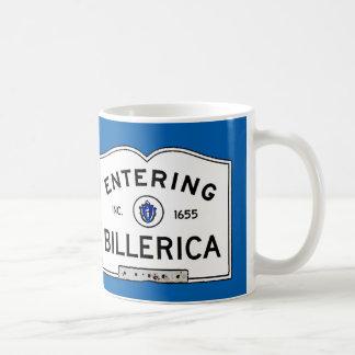 Entering Billerica Coffee Mug