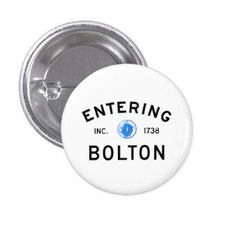 Entering Bolton Buttons