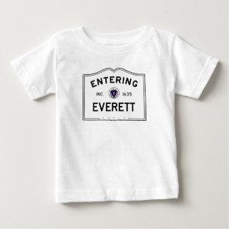 Entering Everett T Shirts