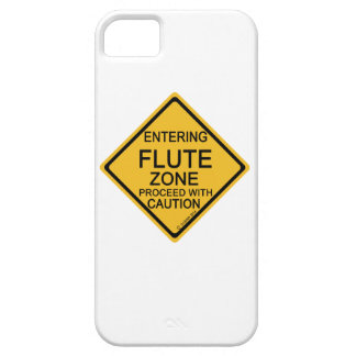 Entering Flute Zone iPhone SE/5/5s Case