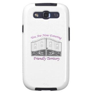 Entering Friendly Territory Galaxy S3 Case