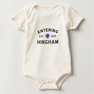 Entering Hingham Baby Bodysuit