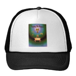 Entering His Presence Mesh Hats
