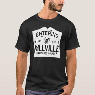 ENTERING KILLVILLE DARK T T-Shirt