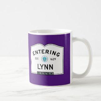 Entering Lynn Coffee Mug