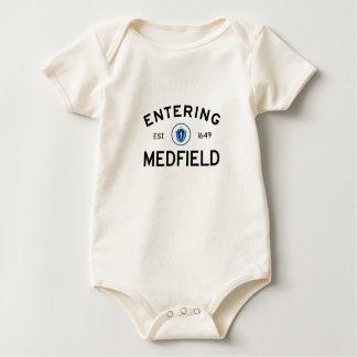 Entering Medfield Rompers
