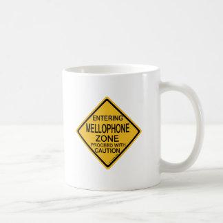 Entering Mellophone Zone Coffee Mug