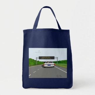 Entering NJ. Increase Meds Canvas Bags