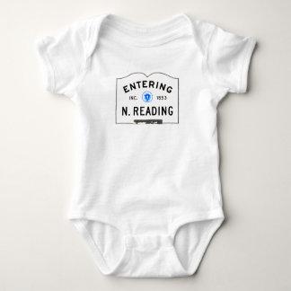 Entering North Reading T-shirts