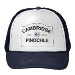 Entering Pinochle Trucker Hat