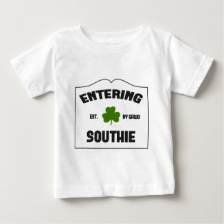 Entering Southie Baby T-Shirt