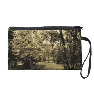 Entering the Country of the Wonders Wristlet