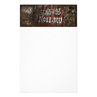 Entering the Sleeping Hollow Stationery