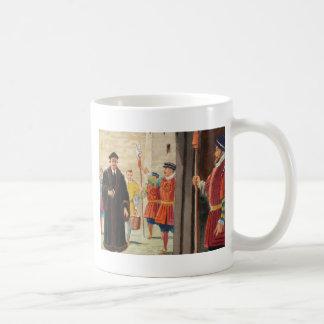 Entering the Tower of London Coffee Mug