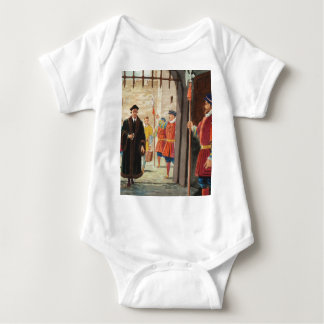 Entering the Tower of London T Shirt