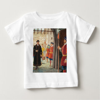Entering the Tower of London Tee Shirt