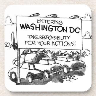 Entering Washington DC,,take responsibility... Coaster