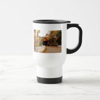 Entering Woodstock Travel Mug