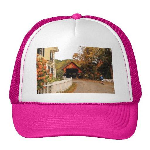 Entering Woodstock Trucker Hat