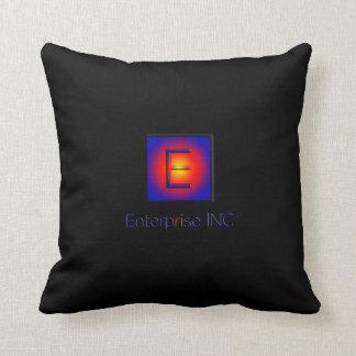 Enterprise and Royal Liberator Pillow