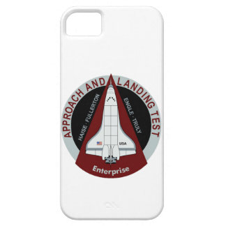 Enterprise: Approach and Landing Tests iPhone SE/5/5s Case