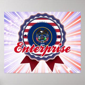 Enterprise, UT Poster