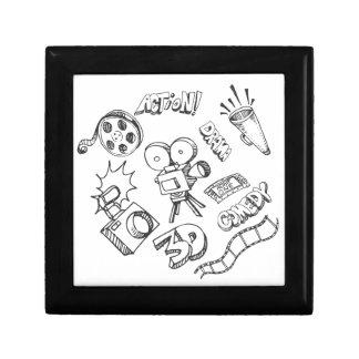 Entertainment Doodles Gift Box