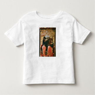 Enthroned Madonna and Child, c.1260 Toddler T-shirt